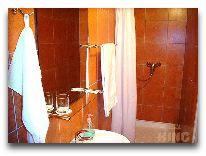 отель King: Ванная комната