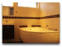отель Коттеджи Kläpp Backen: Ванная
