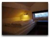 отель Коттеджи Kläpp Backen: Спальня