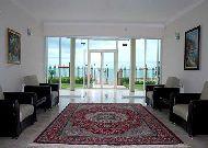 отель Kobuleti Beach Club: Вход в отель