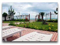 отель Kobuleti Beach Club: Внутренний дворик