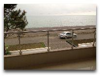 отель Kobuleti Beach Club: Вид с балкона