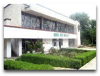 санаторий Кодру: Здание на территории санатория