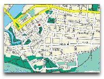 отель Koidulapark: Отель на карте