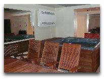 отель Kolumbs: Сауна