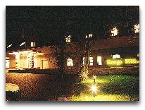 отель Kongo: Отель вечером