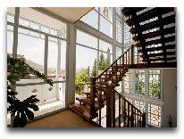отель Kopala Blue: Лестницы