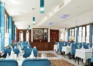 отель Копала Rikhe: Рестроран отеля