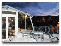 отель Kopala: Веранда ресторана