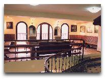 отель Kopala: Холл на этаже