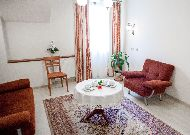 санаторий Kopalnia Soli Bochnia: Гостиная в апартаментах