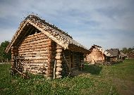 санаторий Kopalnia Soli Bochnia: Средневековая деревня