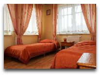 санаторий Kopalnia Soli Bochnia: Двухместный номер ТВИН