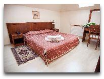 санаторий Kopalnia Soli Bochnia: Спальня в апартаментах