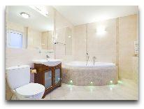 отель Kopernik: Ванная комната в номере комфорт