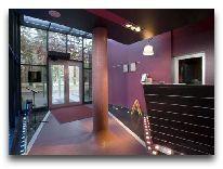 отель Космополит: Reception
