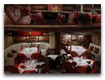 отель Космополит: Ресторан