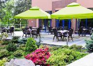 отель Kudowa Prestige SPA: Летняя терраса ресторана