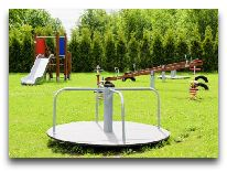 отель Kudowa Prestige SPA: Детская площадка