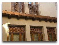 отель Kukaldosh: Дворик отеля