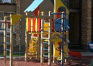 отель Kurshi Hotel: Детская площадка