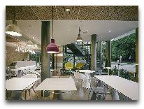 отель Kurshi Hotel: Лобби