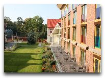 отель Kurshi Hotel: Территория отеля