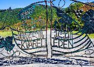 отель Kvareli Eden: Территория отеля