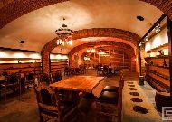 отель Kvareli Eden: Ресторан