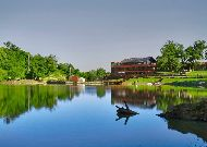 отель Kvareli Lake Resort: Вид на озеро