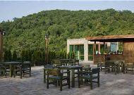 отель Kvareli Lake Resort: Ресторан на территории