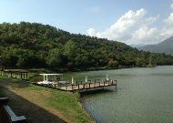 отель Kvareli Lake Resort: Территория