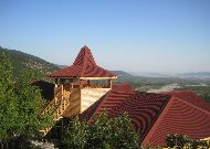 отель Kyungut: Вид из окна