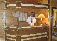 отель Kyungut: Ресепшен