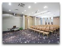 отель L Ermitage: Конференц зал