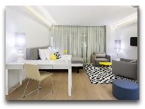 отель L Ermitage: Номер Junior Suite