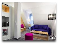 отель L Ermitage: Номер Suite