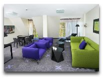 отель L Ermitage: Номер Suite L'Ermitage