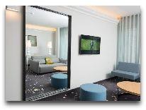 отель L Ermitage: Номер Suite с сауной