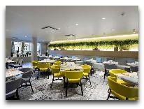 отель L Ermitage: Ресторан Katze