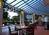 отель La Residence Hue Hotel & SPA: Терраса
