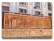 отель Lyabai Hauz: Внутренний дворик