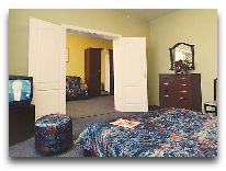 отель Art hotel Laine: Номер Family room
