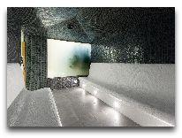 отель Laulasmaa SPA: Баня