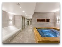 отель Laulasmaa SPA: Водно-банный центр