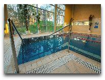 отель Laulasmaa SPA: Водный центр