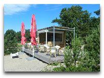 отель Laulasmaa SPA: Кафе на пляже