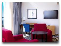 отель Laulasmaa SPA: Номер Deluxe