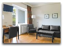 отель Laulasmaa SPA: Семейный номер