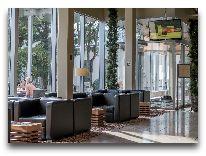 отель Laulasmaa SPA: Холл отеля